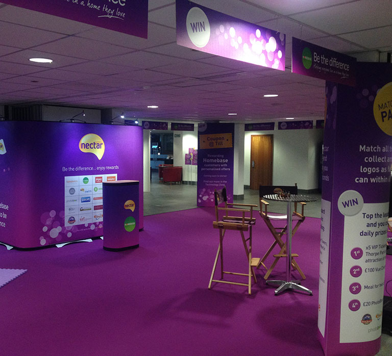 Modular Exhibition Stands Out : Pos pop exhibition packaging ab print litho