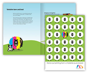 AB Print Group - Stand-out printing from a Yorkshire pure-breed