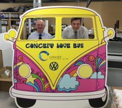 Concept Love Bus