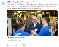 Doncaster business showcase