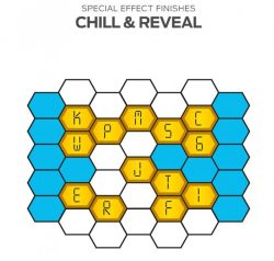 chill and reveal