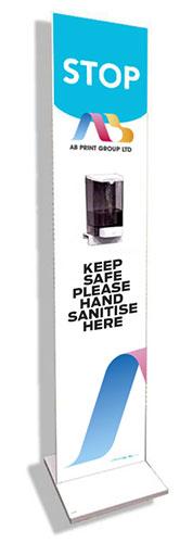 Hand Sanitiser Dispensing